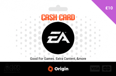 EA Game Card 10 GBP