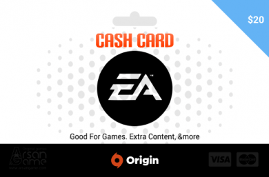 EA Game Card 20$