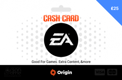 EA Game Card 25 GBP