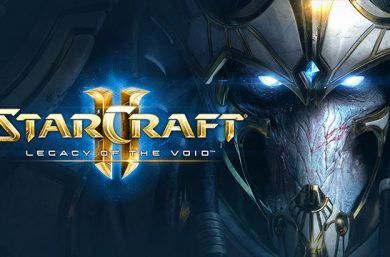 StarCraft 2: Legacy of the Void EU Battle.net CD Key