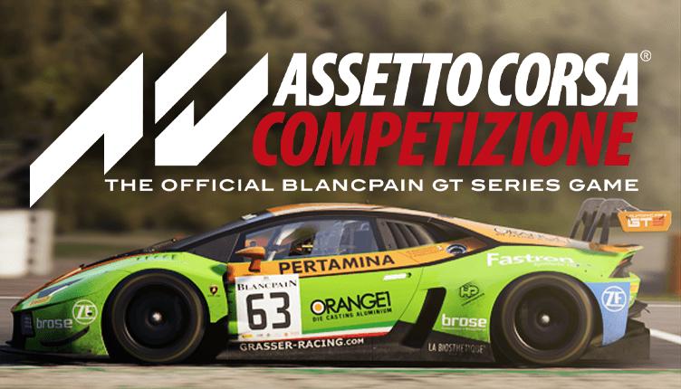 Assetto Corsa Competizione Steam CD Key