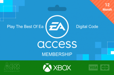 EA Access 12 Month Xbox One