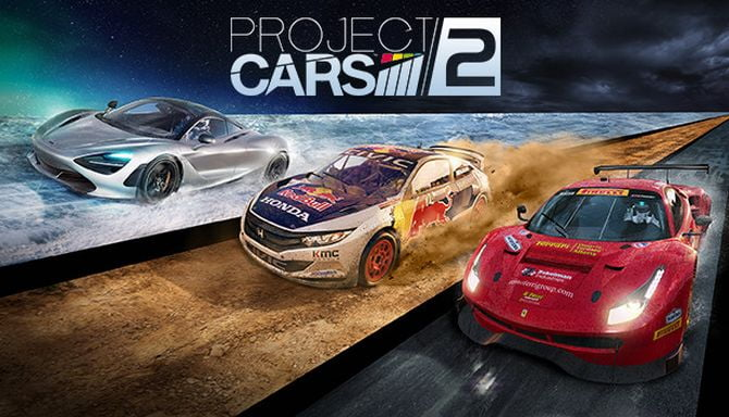 Project Cars 2 Steam CD Key