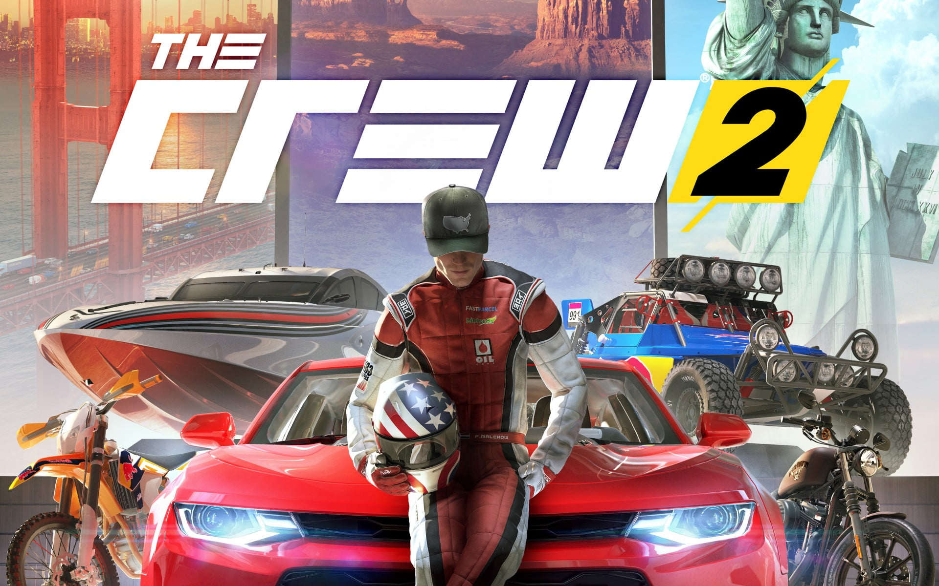 The Crew 2 RU Steam Gift