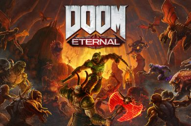 DOOM Eternal RU Steam Gift