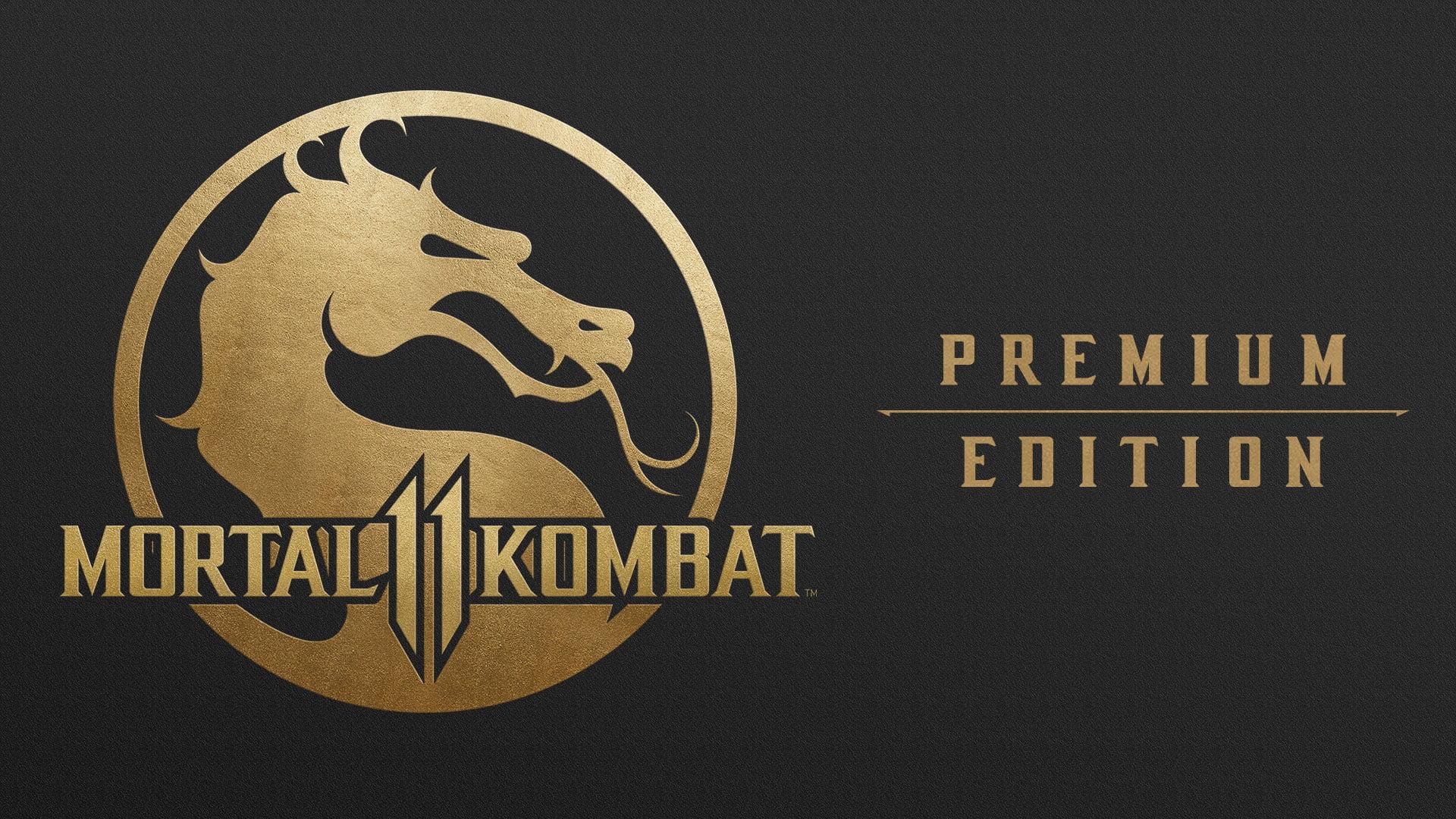 Mortal Kombat 11: Premium Edition