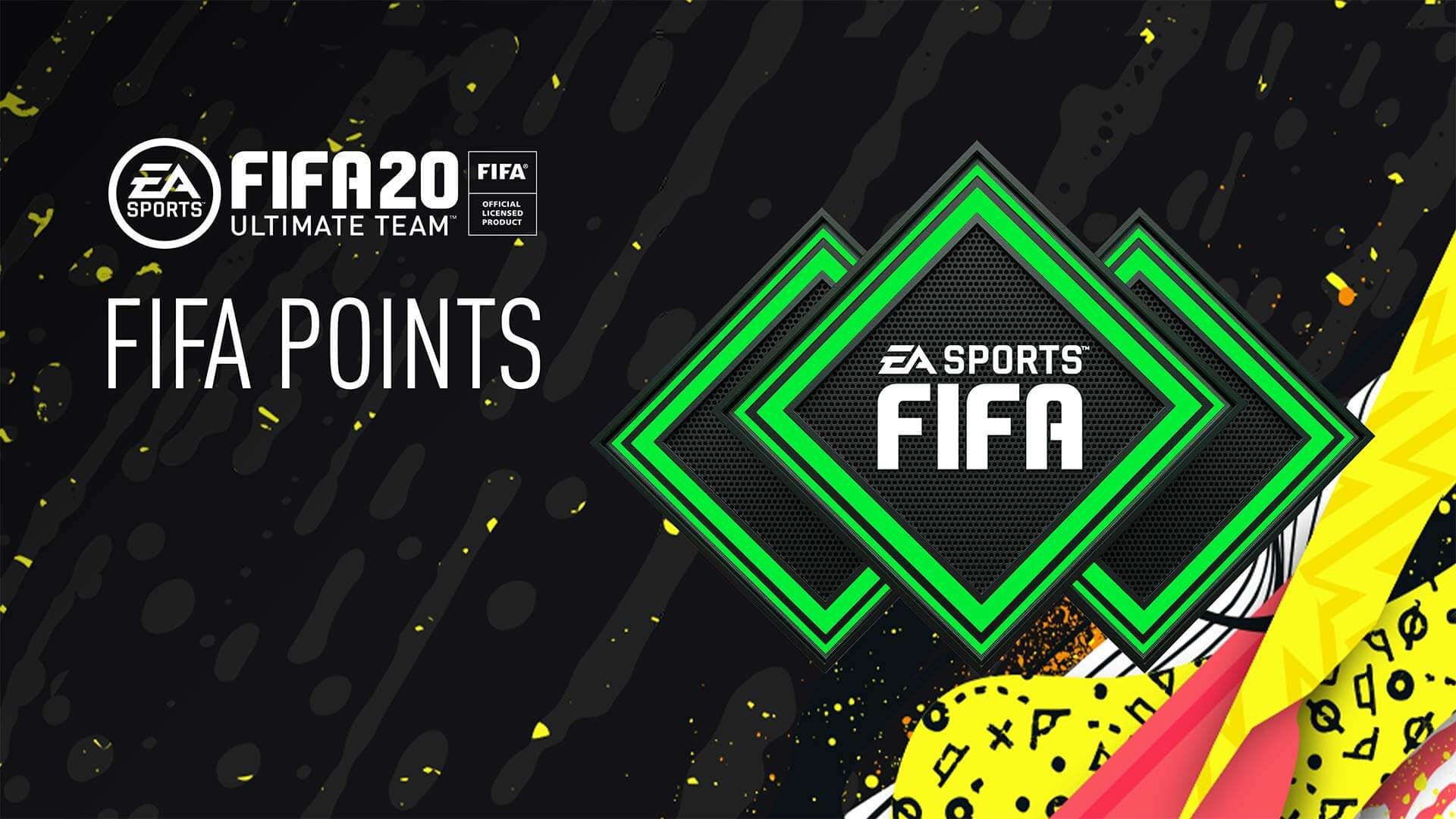FIFA 20 - FUT Points Origin CD Key