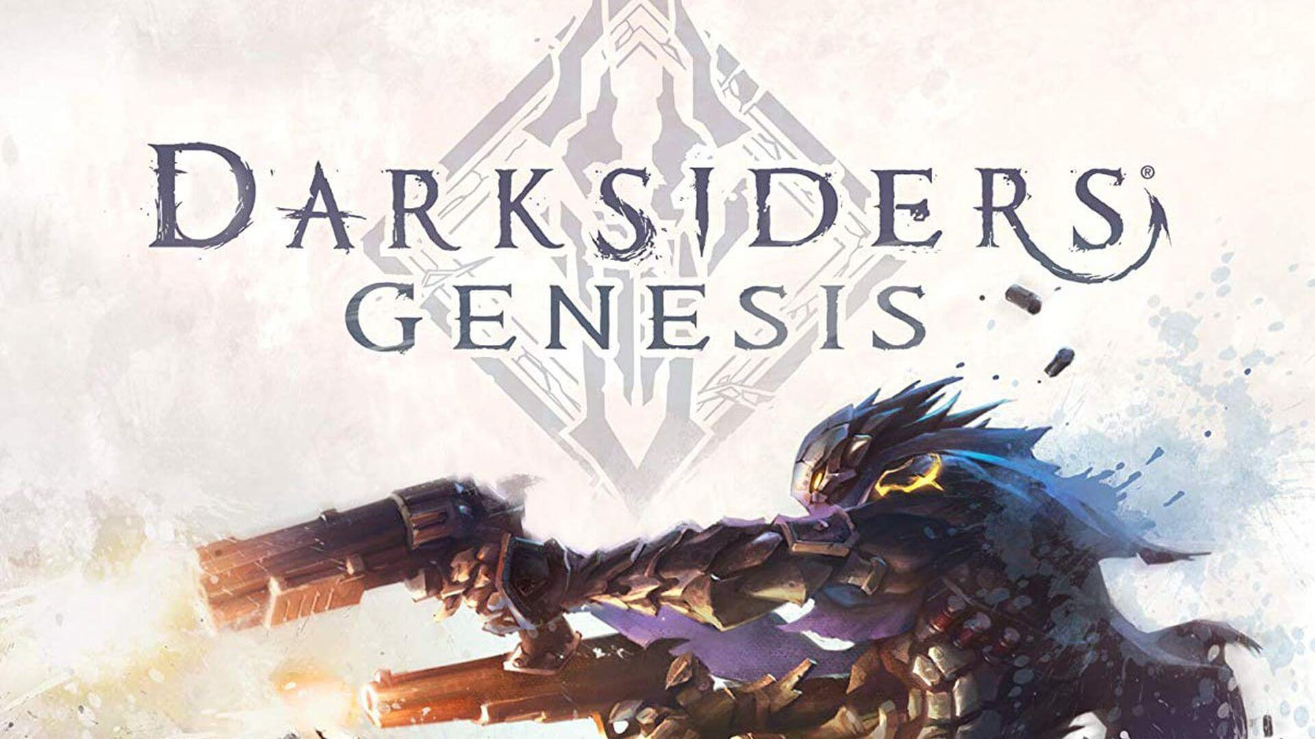 Darksiders Genesis Steam CD Key