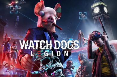 Watch Dogs: Legion EU Uplay CD Key