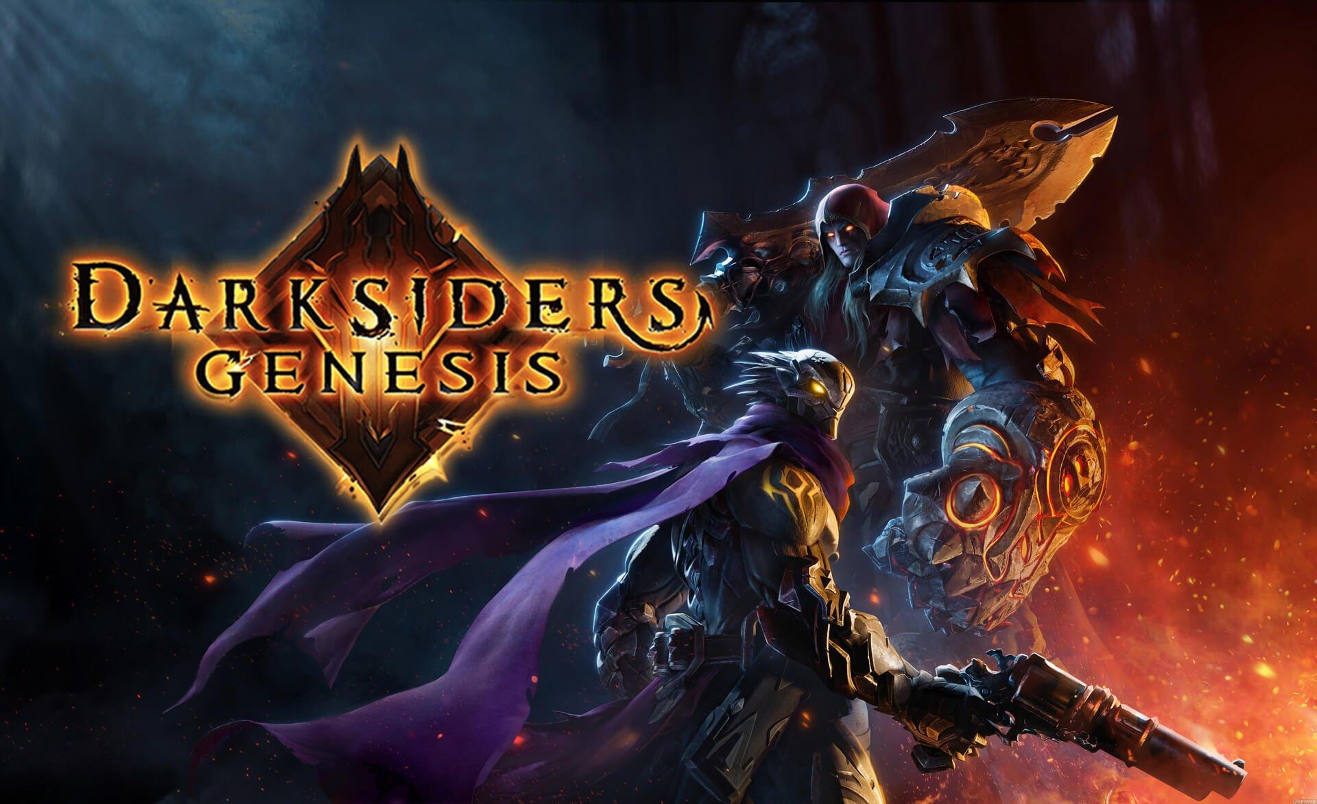 Darksiders Genesis Steam Gift
