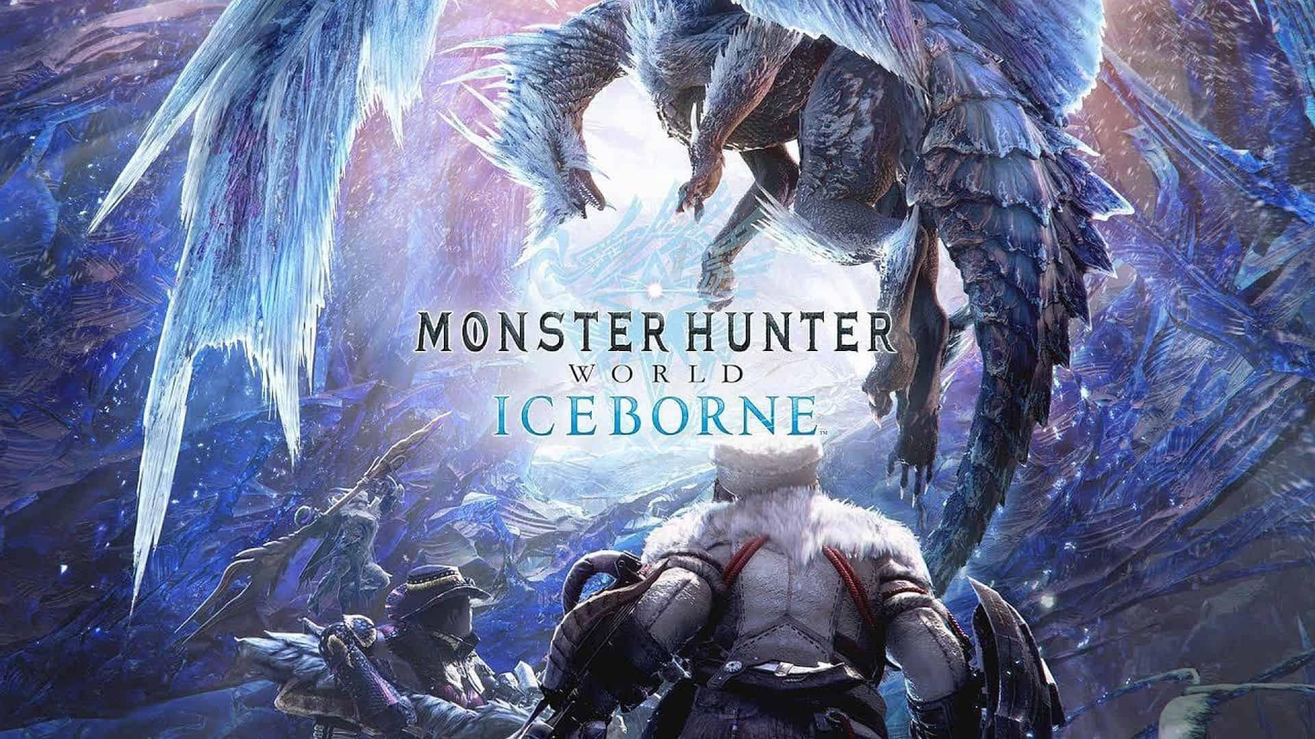 Monster Hunter World Iceborne Steam Gift