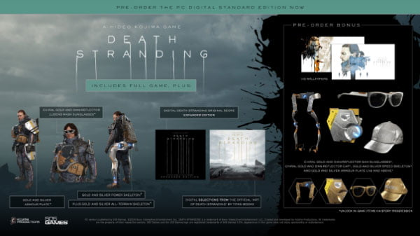 Death Stranding AR Steam Gift
