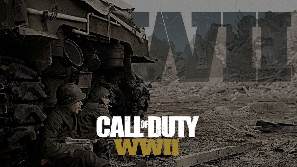 Call of Duty WWII AR Steam Gift