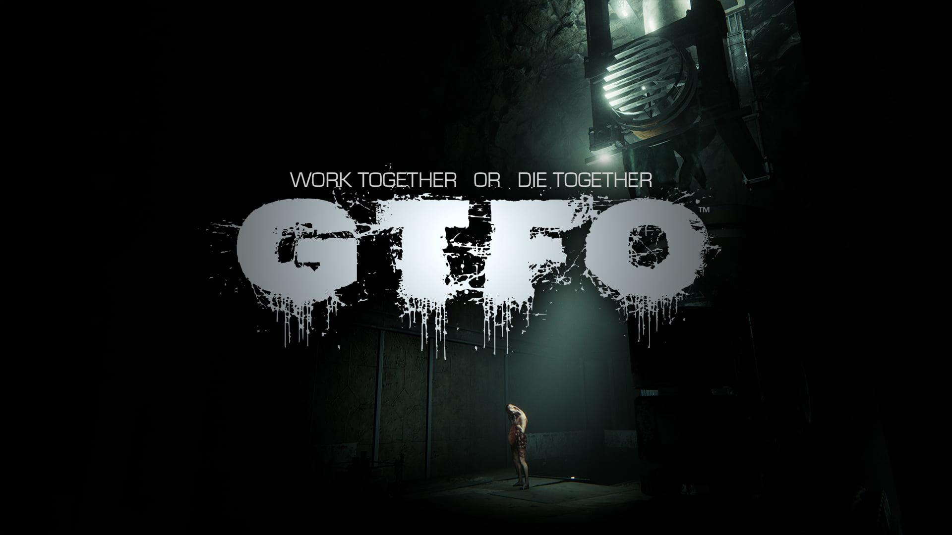 GTFO Steam CD Key