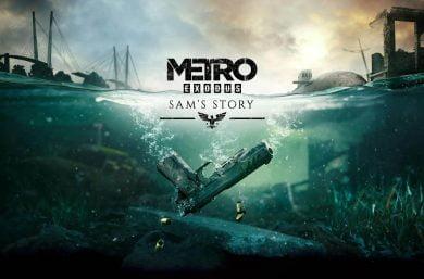 Metro Exodus - Sam's Story Steam Gift