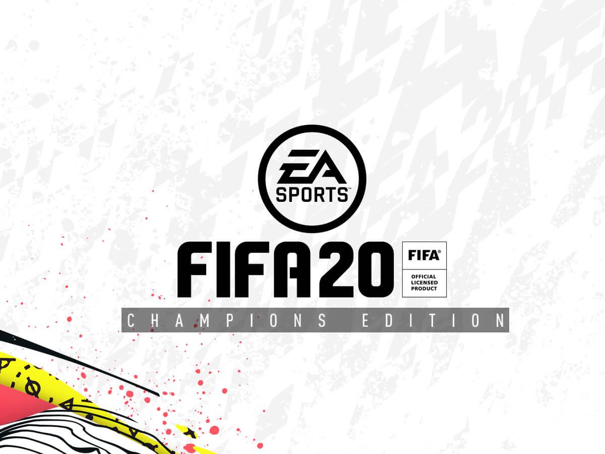 FIFA 20 Champions Edition Origin CD key