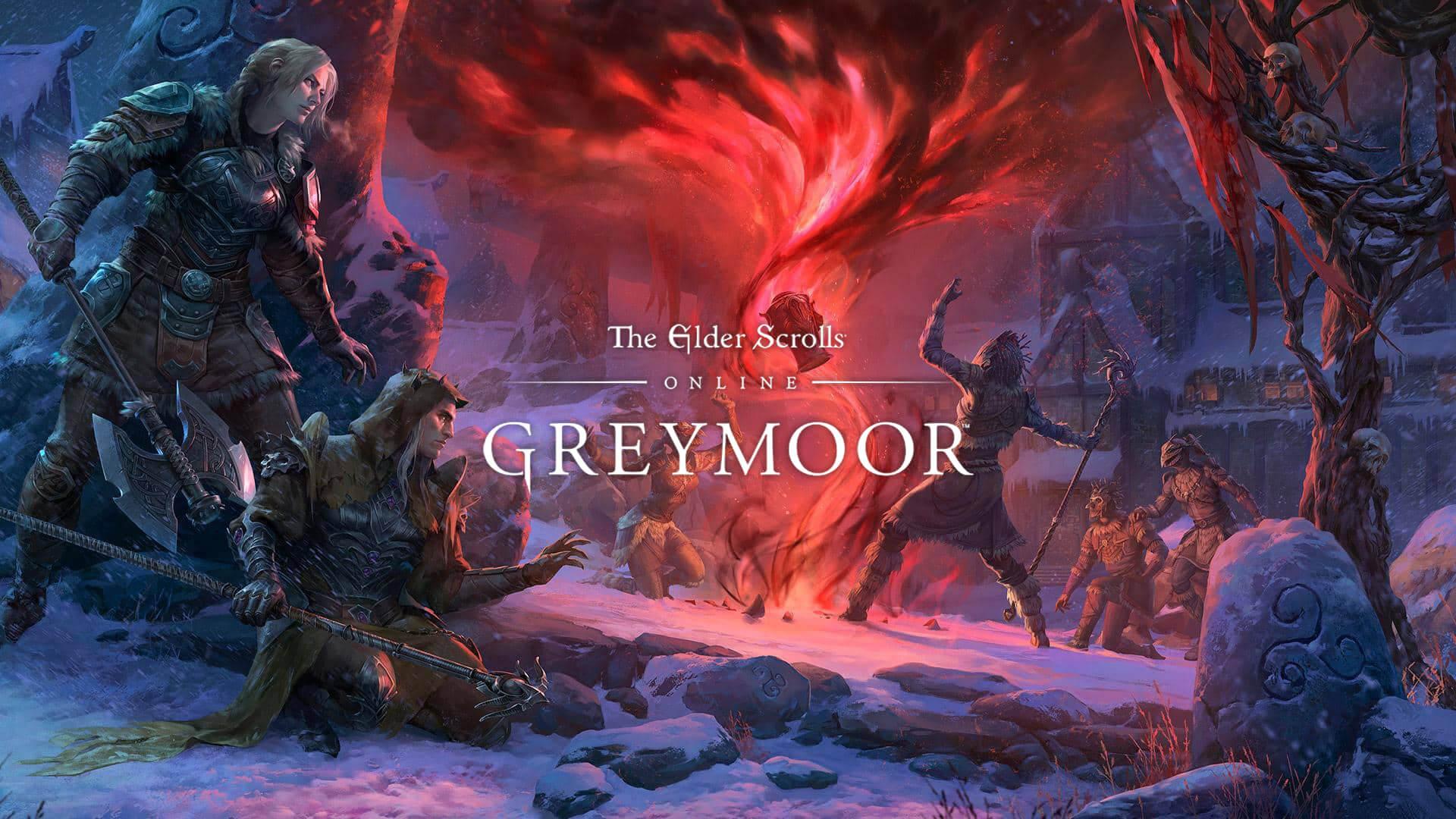 The Elder Scrolls Online - Greymoor Digital Collector's Edition Steam Gift