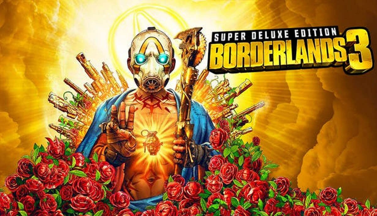 Borderlands 3: Super Deluxe Edition RU Steam Gift