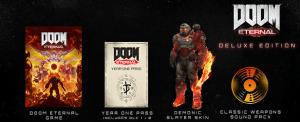 DOOM Eternal Deluxe Edition RU Steam CD Key