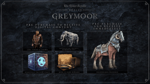 The Elder Scrolls Online: Greymoor Official website CD Key