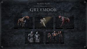 The Elder Scrolls Online: Greymoor Collector's Edition