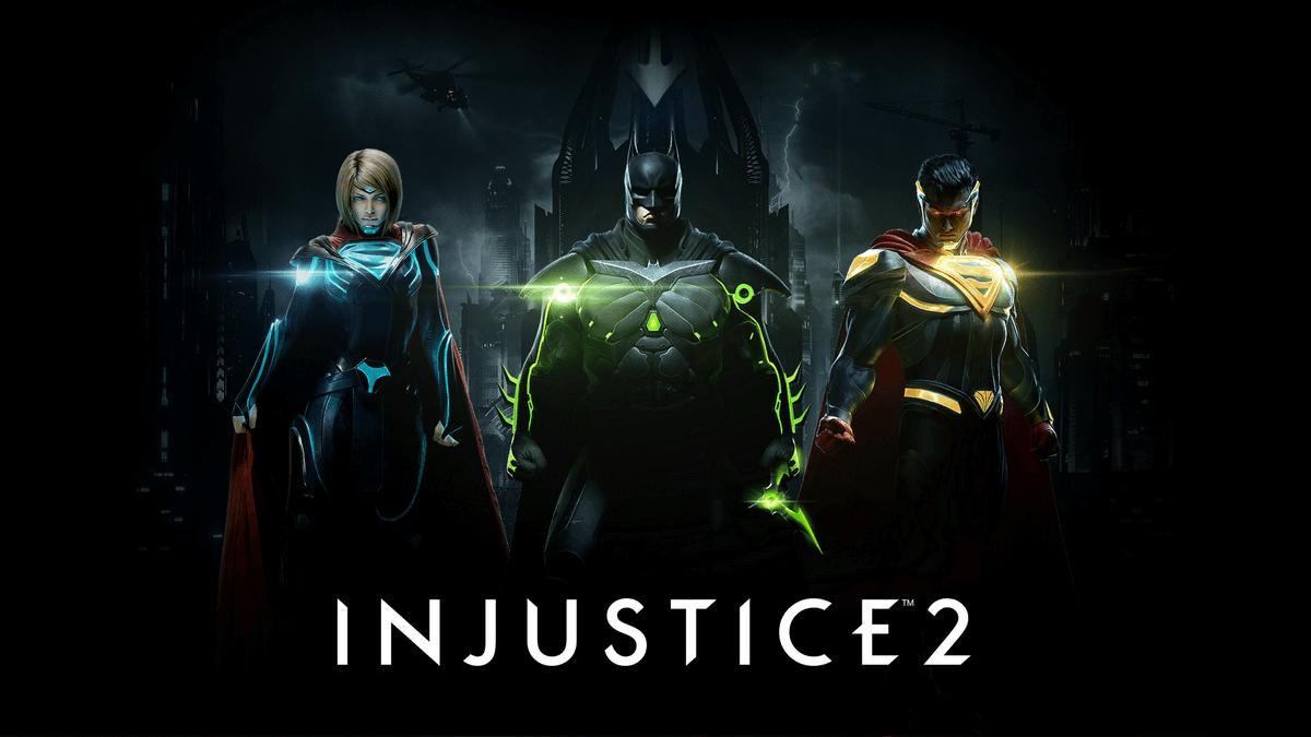 Injustice 2 Steam CD Key