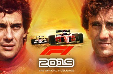 F1 2019 Legends AR Steam Gift