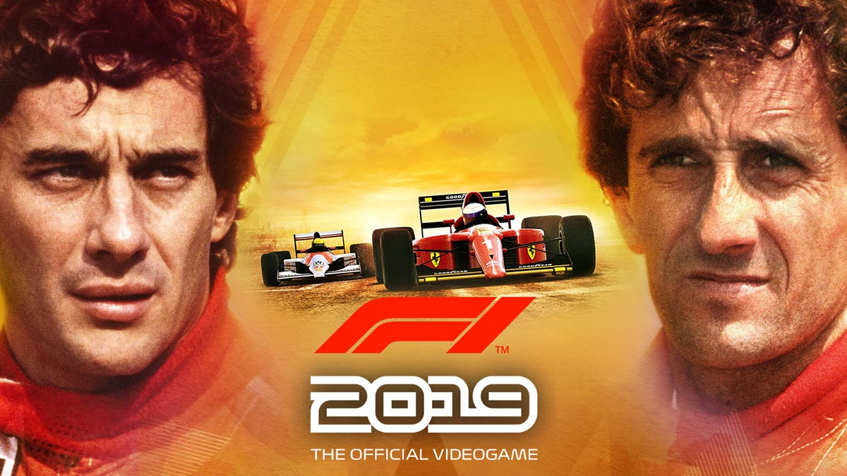 F1 2019 Legends AR Steam Gift