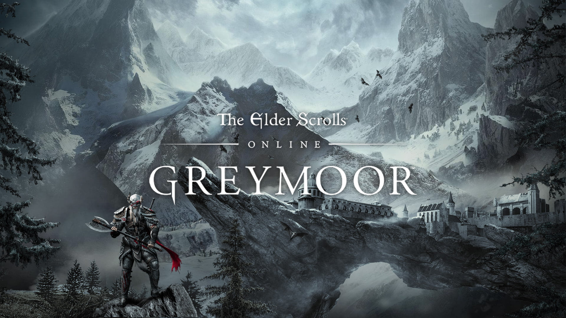 The Elder Scrolls Online: Greymoor Official website