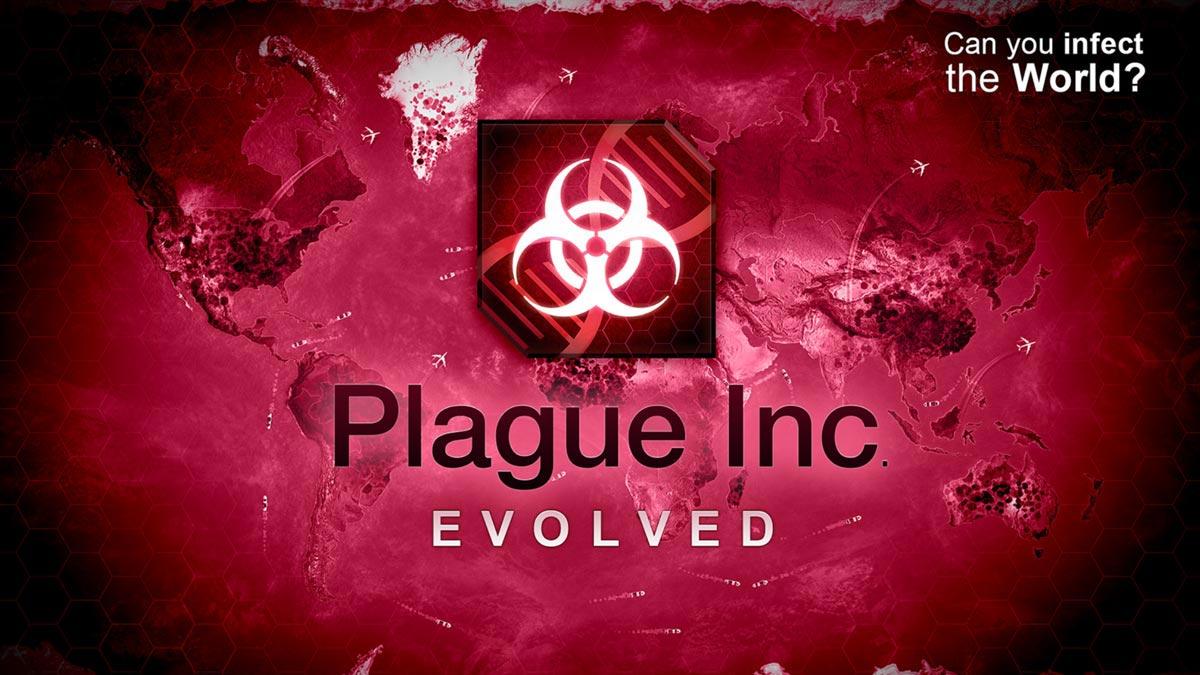 Plague Inc: Evolved AR Steam Gift