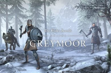 The Elder Scrolls Online: Greymoor Collector's Edition official website CD Key