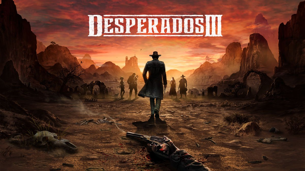 Desperados III AR Steam Gift