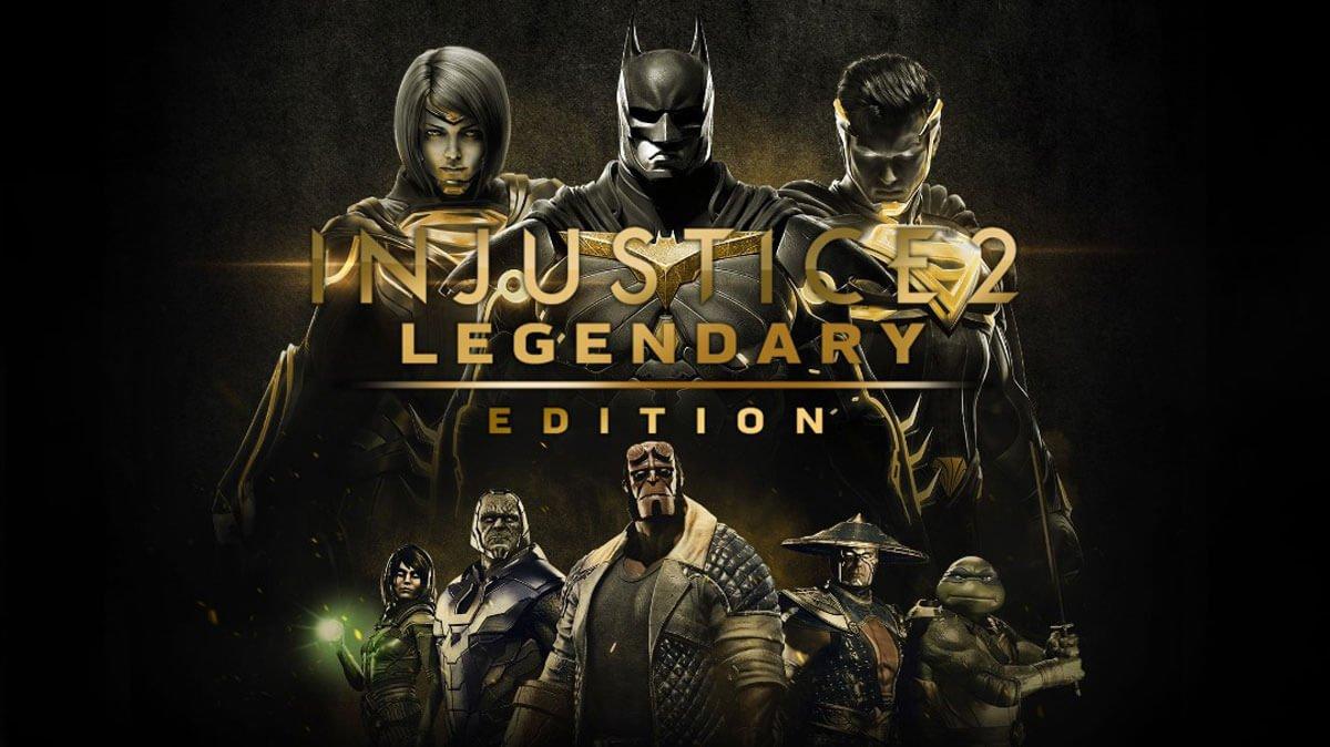 Injustice 2 Legendary TR Steam Gift