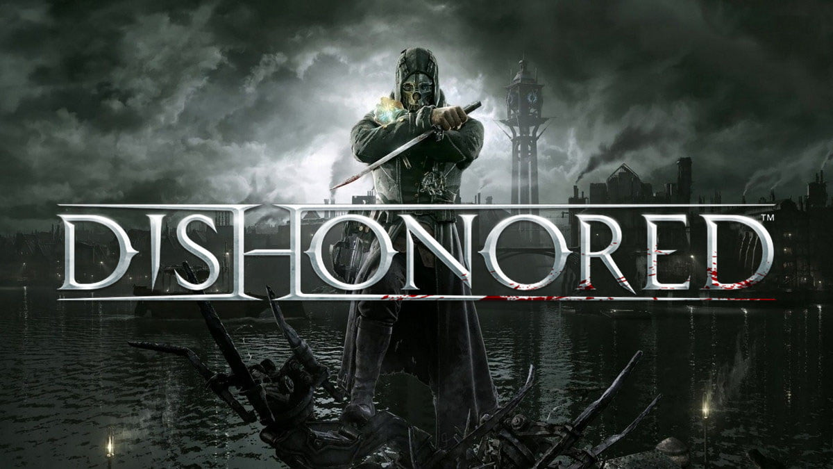Dishonored AR Steam Gift