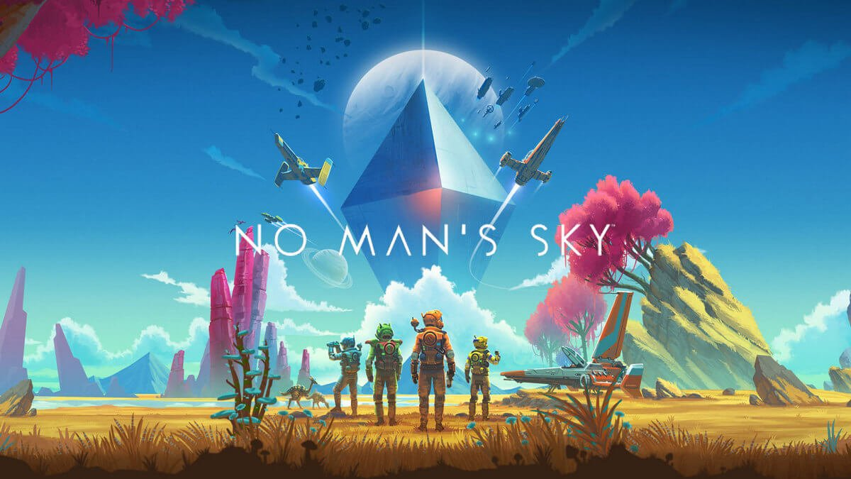 No Man's Sky AR Steam Gift