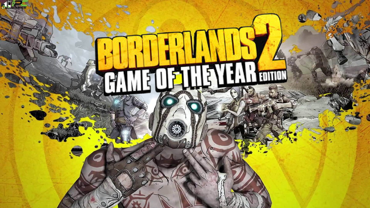 Borderlands 2 GOTY TR Steam Gift