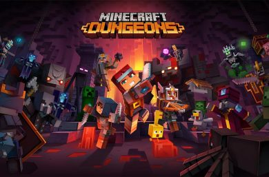 Minecraft Dungeons Win 10 Edition CD Key