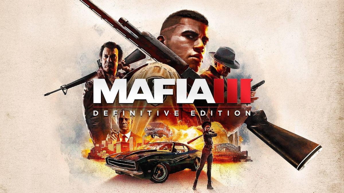 Mafia III: Definitive Edition CN Steam Gift