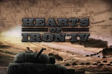 Hearts of Iron IV AR Steam Gift