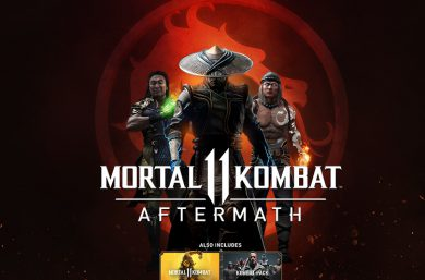 Mortal Kombat 11: Aftermath Kollection RU Steam CD Key