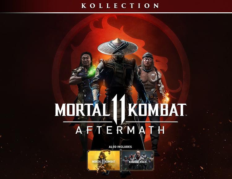 Mortal Kombat 11: Aftermath Kollection RU Steam CD Key