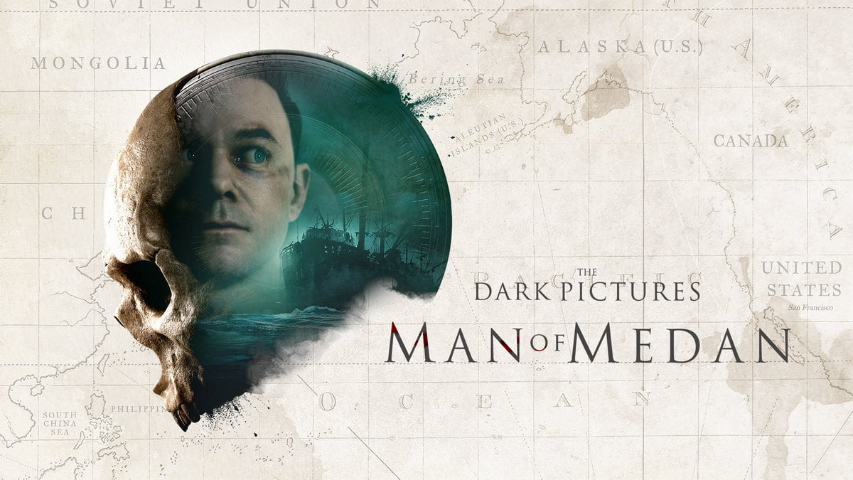 The Dark Pictures Anthology Man of Medan RU Steam Gift