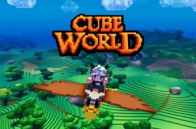 Cube World AR Steam Gift