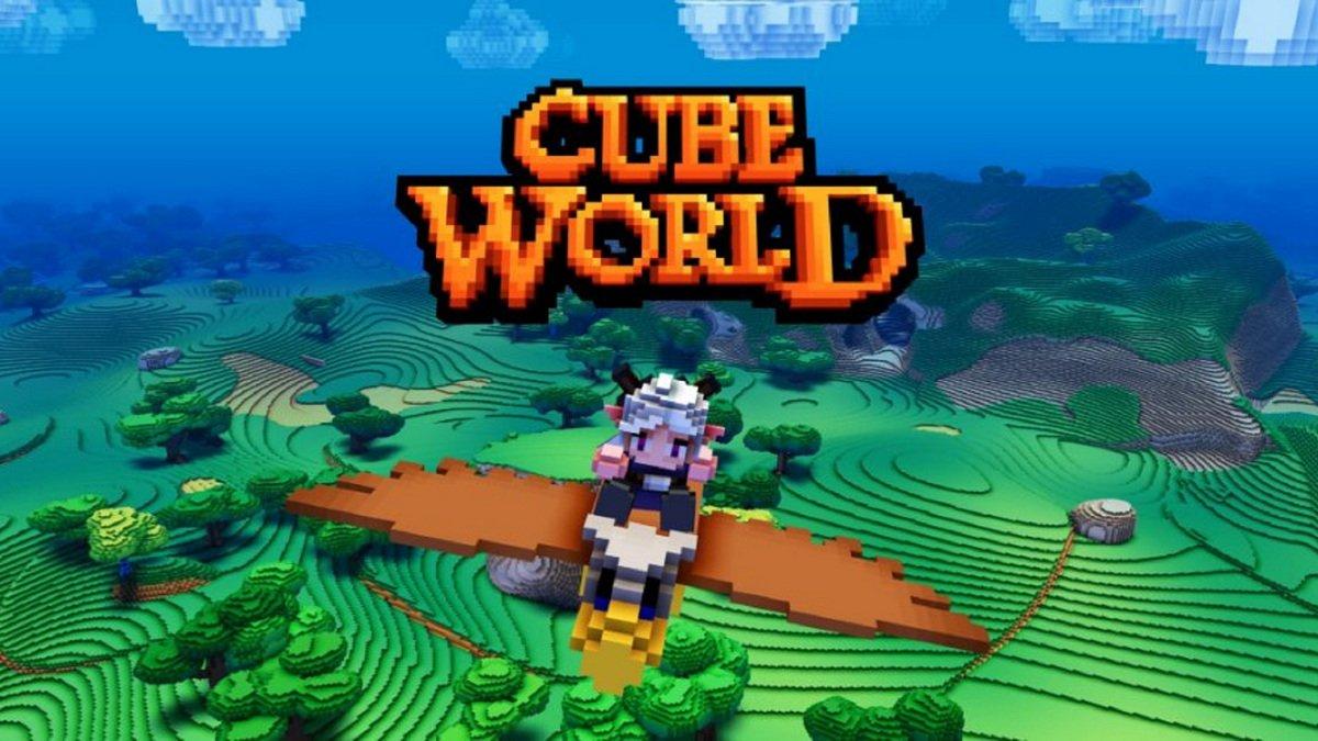 Cube World AR Steam Gift