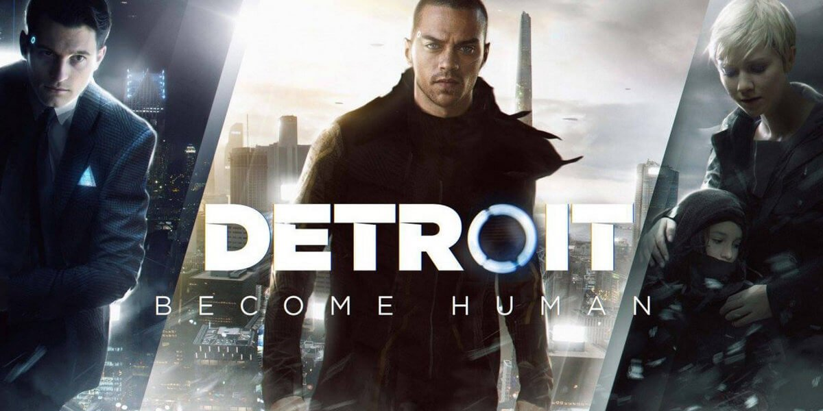 Detroit: Become Human PK Steam Gift