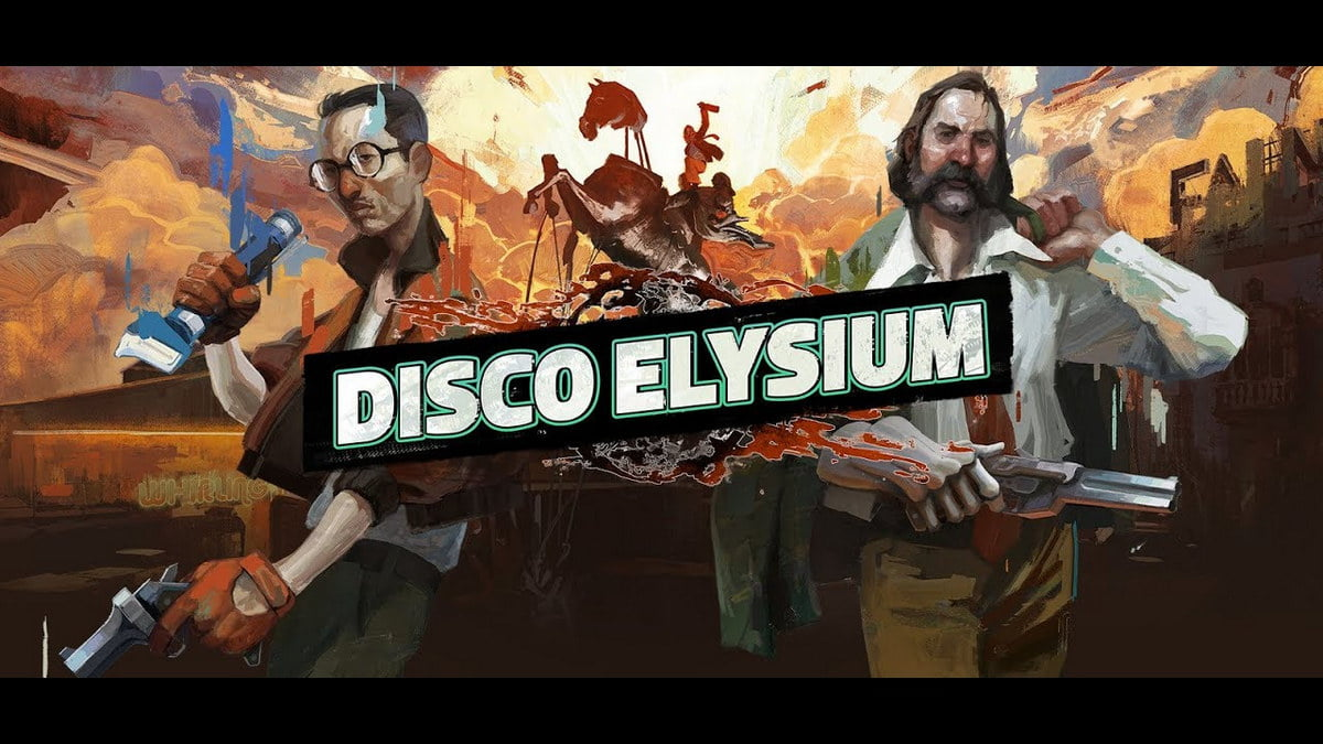 Disco Elysium AR Steam Gift