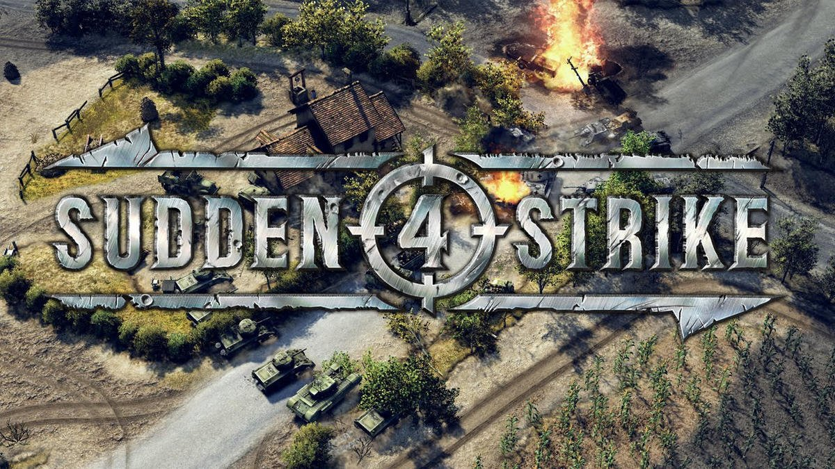 Sudden Strike 4 AR Steam Gift