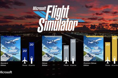 Microsoft Flight Simulator Win10 CD Key