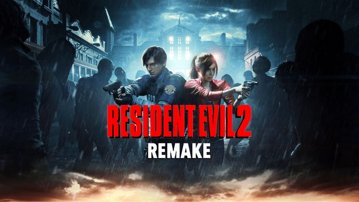 Resident Evil 2 Remake AR Steam Gift