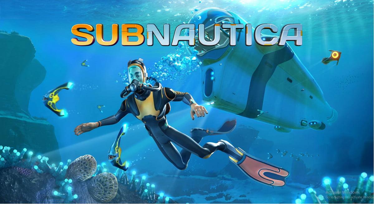 Subnautica AR Steam Gift